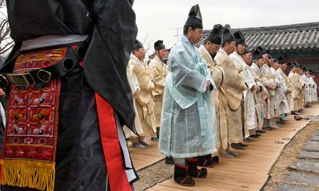 Confucian Ceremony