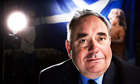 Alex Salmond, First Minister of Scotland