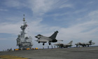 Nato planes off Libya