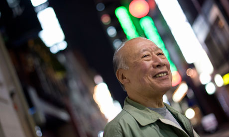 Shigeo Tokuda is part of Japan's booming 'silver porn' industry, ...