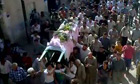 Funeral in Hama