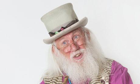 Weekender: John Row, storyteller, 64