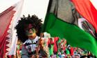 Benghazi celebrations