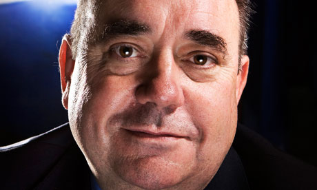 Alex Salmond's SNP and the Tory Eurosceptics have much in common