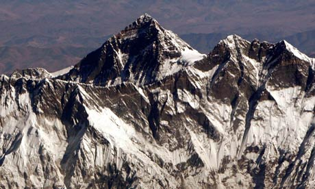 Mount Everest  more than 2,500 people have reached the summit since 