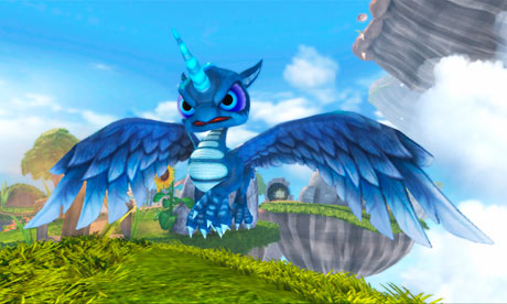 Skylanders: Spyro's Adventure interview | Technology | theguardian.com