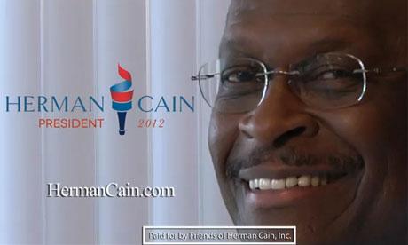 Herman Cain worst political ad