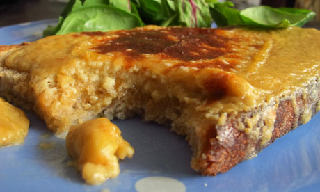 Felicity's perfect welsh rarebit