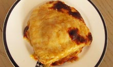 Sophie Grigson recipe welsh rarebit