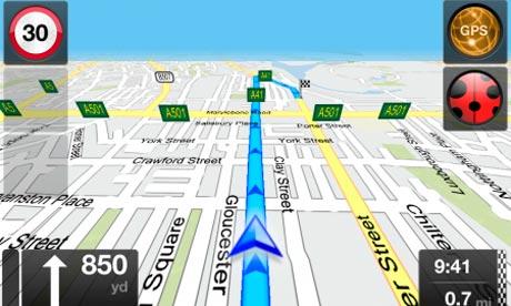 Gps навигация на андроид - фото 7