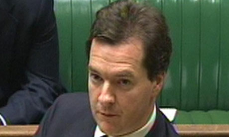 George Osborne delivers a Commons statement on the eurozone deal
