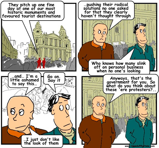 Ripped-off Britons