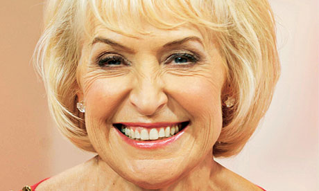 What I see in the mirror: Rosemary Conley
