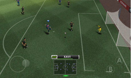 PES 2012 for iPhone and iPad