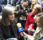 Amy Goodman from Democracy Now! at Occupy Wall Street