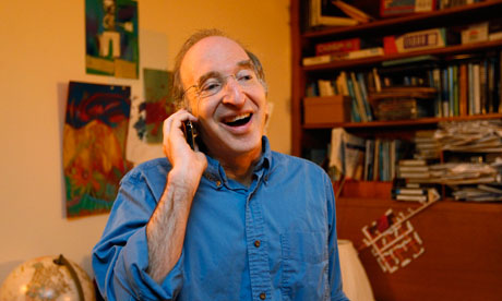 Physics Nobel laureate Saul Perlmutter