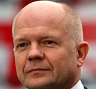 William Hague says Britain wants a healthy and stable eurozone