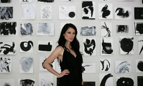 Lucy Liu visual art