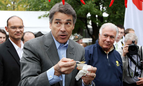 Rick Perry in New Hampshire