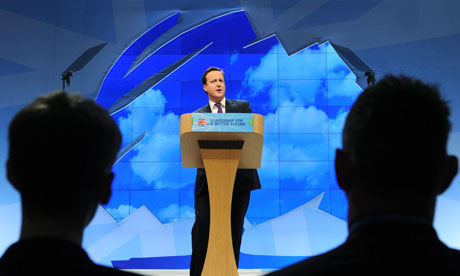 Conservative Party Conference - David Cameron