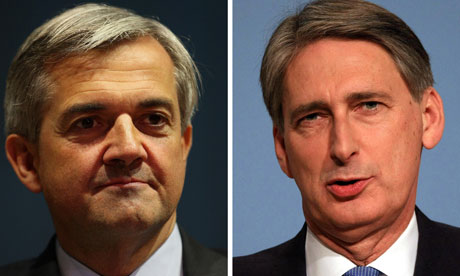 Huhne and Hammond