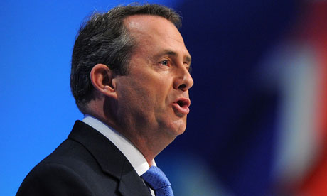 Liam Fox questions to answer