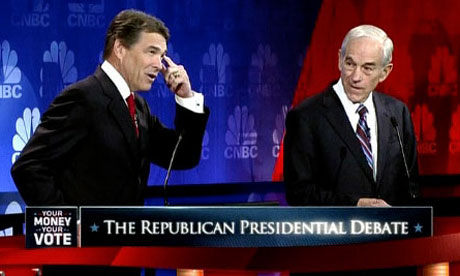 Rick Perry's disastrous 'oops' moment in the Michigan Republican debate