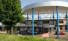 Hinchingbrooke hospital, main entrance