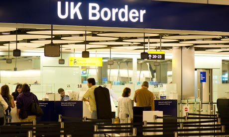 The Commons home affairs committee has been taking evidence from the Border Agency.