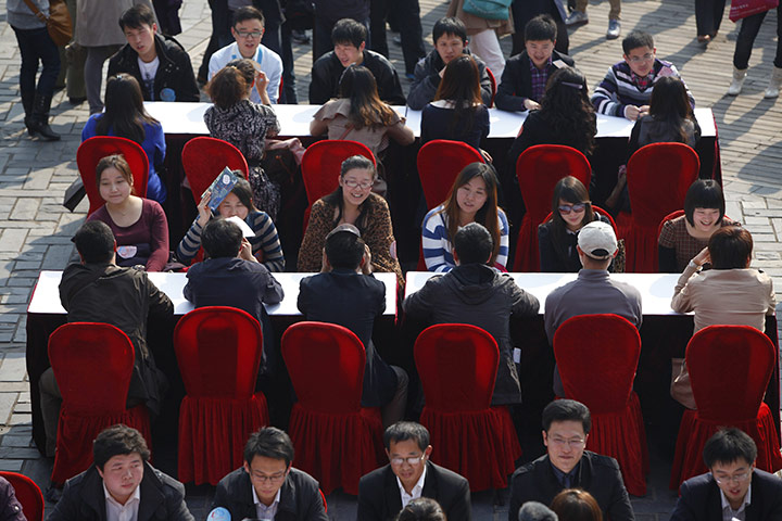 British born chinese speed dating