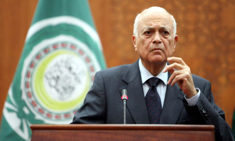 Arab League secretary-general Nabil Alarabi