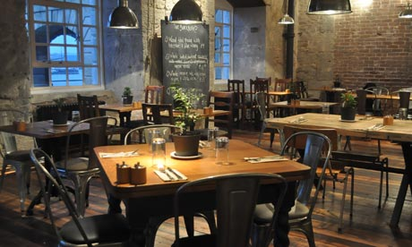 River Cottage Canteen in Plymouth