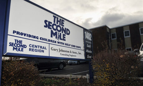 The Second Mile headquarters in State College