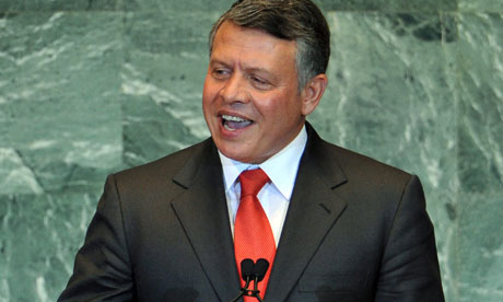 Assad should quit, says King Abdullah as pressure mounts on Syrian regime