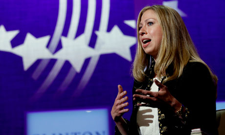 Chelsea Clinton joins 'ROCK CENTER' and 'Nightly News' as special correspondent