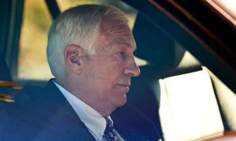 Jerry Sandusky lawyer: alleged rape victim denied grand jury ...