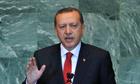 Recep Tayyip Erdogan syria pressure