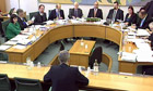 Brodie clark Home Affairs Select Committee meeting