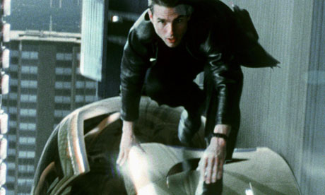 Minority Report: A Dystopic Vision � Senses of Cinema