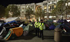 Occupy London protest camp