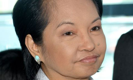 Philippines charges Gloria Arroyo with corruption | World news | The Guardian - Gloria-Arroyo-the-former--007