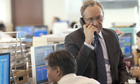 Kevin Spacey stars in Margin Call, about 24 hours in an investment bank just before meltdown