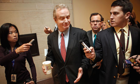 Supercommittee member Chris Van Hollen