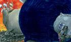 19.11.11: Martin Rowson on Britain and the eurozone debt crisis