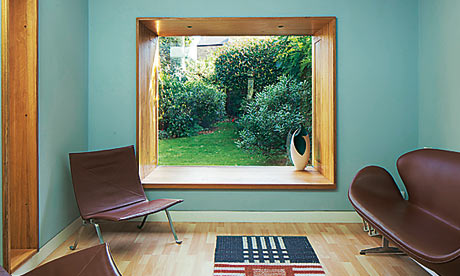 Homes: transformed extension