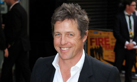 Hugh Grant has a daughter following a brief relationship with Tinglan Hong.