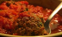 Ginger Pig recipe meatballs