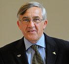 Defence minister Gerald Howarth