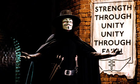 China anti-censorship hopes rise after state TV airs V for Vendetta