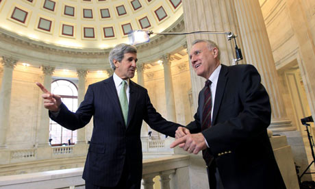 John Kerry and Jon Kyl